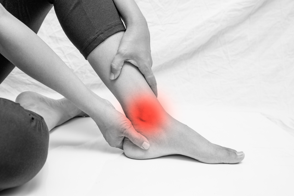 peripheral neuropathy pain in foot